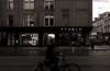 Tesla (mestremur) Tags: tesla cars autos coches electricos electric modern sport sportiva bike biker sony a7rii morrorless zeiss lens camera black white bw