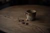 Around my house 1. (Yasuyuki Oomagari) Tags: broken house table cup washing nikon d810 zeiss distagont1435 pottery drop japan 日本 陶器 石原祥充
