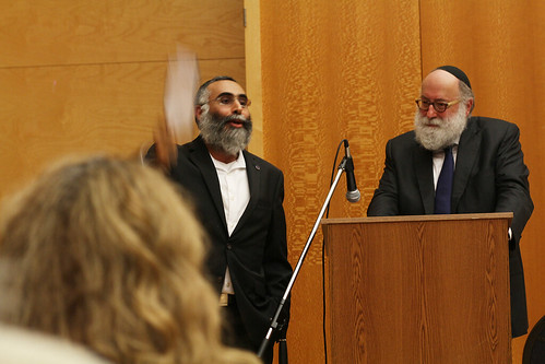 Rabbi Jacobson's Lecture
