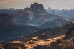 Colossus (Andrew G Robertson) Tags: monte pelmo dolomiti dolomites italy belluno trentino pordoi canon70200mm28ii 70200mm alps tyrol view mountain epic sella sassa