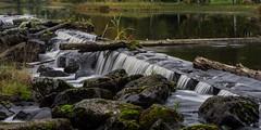 Bergsjö forsen (Stefano Rugolo) Tags: stefanorugolo pentax k5 smcpentaxda1855mmf3556alwr river bergsjö hälsingland sweden water landscape autumn