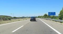 A-23-68 (European Roads) Tags: a23 huesca zuera zaragoza españa aragón spain autovía