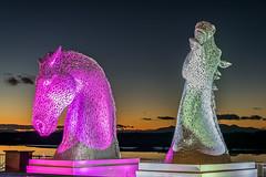 DSC_0002 (Paul Wynn Photography) Tags: standrewsdayirvineharbourilluminations familyfun nikondigital nikond5300 colours irvine irvineharbour scotland westcoast night harbour wetnwild groovy