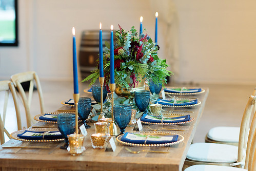 "Blue Taper Candle Wedding • <a style=""font-size:0.8em;"" href=""http://www.flickr.com/photos/81396050@N06/37987883635/"" target=""_blank"">View on Flickr</a>"
