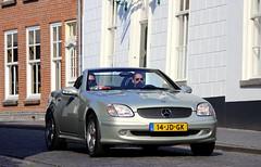 2002 Mercedes-Benz SLK 200 Compressor (Dirk A.) Tags: sidecode6 14jdgk 2002 mercedesbenz slk 200 compressor onk