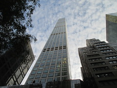 Tall Building Tower 432 Park Ave With Sea of Clouds 3389 (Brechtbug) Tags: tall building 432 park avenue new york city fall clouds 11042017 nyc 57th street east skyline urban buildings midtown manhattan architecture tower babel skyscraper skyscrapers sky scraper towers cloud 2017 mottled cloudcover cover ave with sea