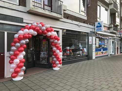 Ballonboog 6m VPVL Budgetstore Rotterdam