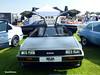 DeLorean (BenGPhotos) Tags: 2017 thewarren warren classic supercar show silver british delorean dmc12 gullwing gull wing doors sports car rare exotic