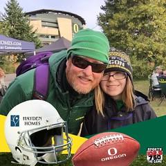 Oregon vs Arizona (pete4ducks) Tags: eugene oregon 2017 collegefootball universityoforegon autzenstadium