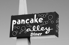 Pancake Alley Diner (dangr.dave) Tags: architecture downtown historic lascruces neon neonsign newmexico nm donaanacounty pancakealley doñaanacounty diner royalhostmotel