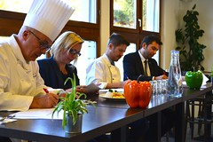 Back to School, powered by Les Roches (Les Roches) Tags: travel influencer students lesrochesschool hospitalityschool switzerland swissalps kitchen hospitalitystudents hospitalitymanagement culinarystudents culinary study abroad internationalschool internationalstudents university