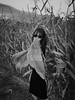 Spreading their wings beneath falling leaves (chinese johnny) Tags: blackandwhite bw beautiful beauty beautifulgirl iphone iphoneonly iphone6 intimate chinese chinadoll chinesegirl monochrome moody melancholy emotive roadtrip photoshoot location newyork cornfield lyrics bobdylan changingoftheguards