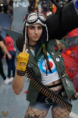 LA Los Angeles Comic Con 2017 Cosplay LACC (V Threepio) Tags: tankgirl punkrock 2017 35mm cosplay eventphotography lacc losangelescomiccon sonya6000 sonyalpha vthreepiophotography costume photography vthreepio unedited unretouched