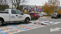 199 East 7th Avenue (Mariko Ishikawa) Tags: canada britishcolumbia vancouver mountpleasant mural art streetart publicart