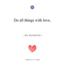 020-Mandino (mariasherow) Tags: quote quotes happy inspirational inspire life love motivational day quotesoftheday true truth wisdom wordsofwisdom