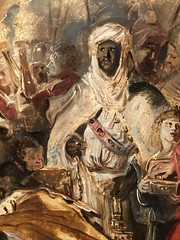 Peter Paul Rubens Sketch for Adoration of the Magi (this one, most likely) Netherlands (c. 1609) I highly recommend following PP_Rubens on twitter, I definitely have been enjoying it! (medievalpoc) Tags: art history peter paul rubens study medievalpoc oil sketch adoration magi 1600s netherlands