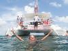 P8290410_LR (CharlieBro) Tags: 2017 belize cayecaulker centroamerica raggamuffin boattrip caraibi caribbeansea catamaran catamarano mare sailing tour