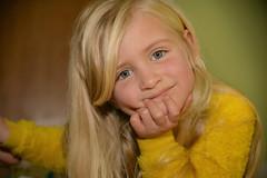 Natural model (PentlandPirate of the North) Tags: girl granddaughter child model portrait ~flickrinnes flickrinnes