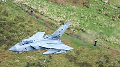 ZA560 (airpower) Tags: royal air force panavia za560 tornado gr4 loop machloop mach lfa7 wales north canon 5dmk4 ef100400mm