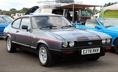 E278 RKR (Nivek.Old.Gold) Tags: 1987 ford capri 28 injection special mk3