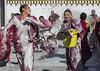 Tibetan monks enjoying a water fight after the yearly renovation of the Rongwo monastery, Tongren County, Longwu, China (Eric Lafforgue) Tags: amdo asia asian bucket buddhism buddhist china china17251 colourimage cultures fighting fun groupofpeople horizontal huangnan humaninterest joy lime longwu men monastery monk monks outdoors qinghaiprovince red ronggonchen rongpo rongwo splashing spraying teenageboys throwing tibet tibetan tibetanautonomousprefecture tibetanethnicity touristdestination traditionalclothing waterfight wet youngadults tongrencounty chn