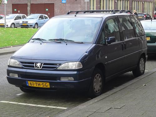2000 Peugeot 806