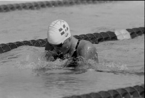 245 Swimming EM 1991 Athens