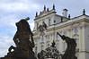 Praha, Arcibiskupský palác na Hradčanech - DSC_3372p (Milan Tvrdý) Tags: prague praha hradčany praguecastle czechrepublic arcibiskupskýpalác pražskýhrad