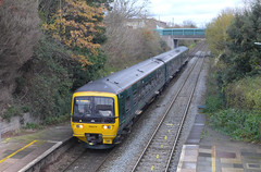 Photo of GWR 166214 at Yatton