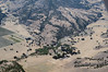 Aerial view of Middle Mountain, Carr Hill, and the San Andreas Fault, Parkfield, Monterey County, California (cocoi_m) Tags: middlemountain carrhill sanandreasfault parkfield montereycounty california nature geology geomorphology aerialphotograph