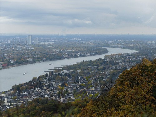 Vue sur Bonn