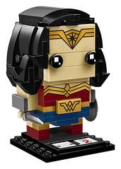 41599 Wonder Woman (The Brothers Brick) Tags: justice league dc 2017 superheroes brickheadz