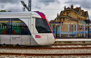 Premier jour pour le T11 Express