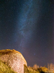 Milky Way (✦ Erdinc Ulas Photography ✦) Tags: stars star ster sterren milky way milkyway melkweg space galaxy earth kazemat afsluitdijk nederland netherlands dutch holland ruimte heelal casemate night light nacht astro astronomy