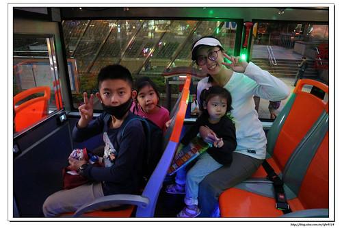 《幸福行》台北‧雙層觀光巴士紅線(重陽優惠99)