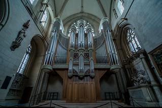 Shiny organ, Cathedral Münster