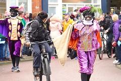 Zwarte Piet (Gerard Stolk (sur le chemin de Noël)) Tags: sintnicolaas zwartepiet intocht thehague denhaag lahaye haag