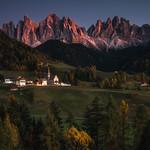 Dolomites Sunset thumbnail