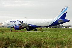 IndiGo A320 (Wiggy66) Tags: shannon snn lzawn indigo a320