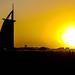 Burj Al Arab Sunset