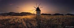 Molino del Pozo de los Frailes (Almería) (dleiva) Tags: pozodelosfrailes almeria parque natural de cabo gata andalucia spain españa dleiva domingo leiva paisaje playa cala san jose molino