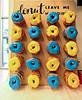 NO20171115-001.jpg (Menlo Photo Bank) Tags: food studentcenter 2017 photobyninaollikainen upperschool sign fall doughnut menloschool atherton ca usa us