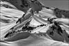 Coleman Pinnacle (@GilAegerter / klahini.com) Tags: nikon nikkor hiking climbing snow glaciers northwest mountbaker colemanpinnacle 300mmf45ais mountains manualfocus manuallens