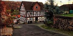 Lißberg Fachwerkhaus (wernerfunk) Tags: fachwerk hessen orton