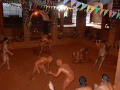 Temple wrestling (John Steedman) Tags: temple wrestling kolhapur maharashra india कोल्हापूर महाराष्ट्र भारत कोल्हापुर 馬哈拉施特拉邦 印度