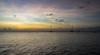 Calme et sérénité (gillesgxl) Tags: calme calm sunset mer sea colors sky ciel blue bleu boats bateau landscape paysage dusk crépuscule martinique antilles