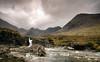 Top Pool (-- Q --) Tags: fairypools blackcuillins glenbrittle carbost waterfalls landscape isleofskye lee09softgrad lee06softgrad marumidhgcpl