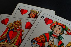 "Macro Mondays ""Card game"" HMM! (libra1054) Tags: macromondays memberschoicegamesorgamepieces karten macro"
