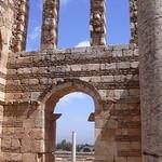 Anjar, Ausgrabungen der Omayadenstadt, Grosser Palast thumbnail