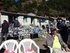 P1130169 At PhunkeTenga teahouse stop for lunch - 1+Hr break (ks_bluechip) Tags: namche tengboche trek monastery sanasa